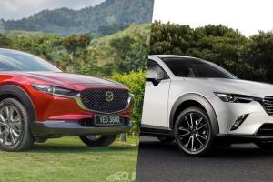 Bagaimana Mazda CX-30 yang lebih mahal dijual 3 kali ganda berbanding Mazda CX-3?