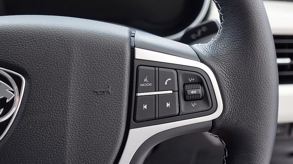 2018 Proton X70 1.8 TGDI Executive AWD Interior 011