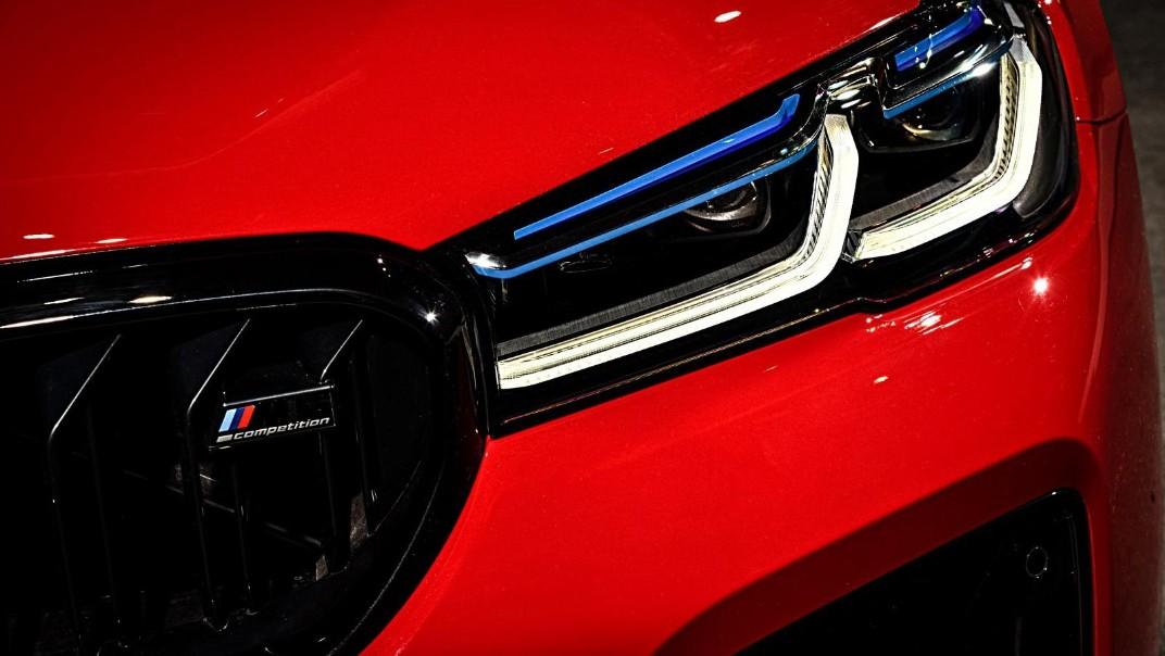 2020 BMW M5 Exterior 046