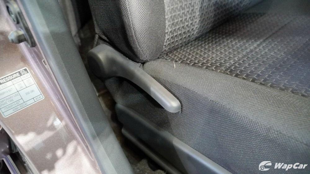 2020 Perodua Bezza 1.0 G (M) Interior 019