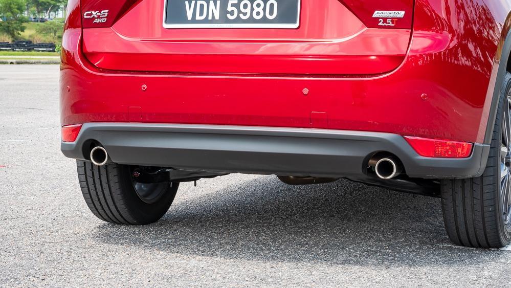 2019 Mazda CX-5 2.5L TURBO Exterior 033