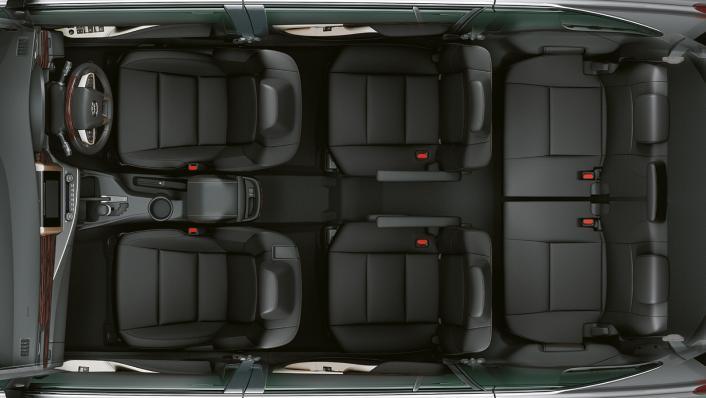 2021 Toyota Innova 2.0 X (AT) Interior 005