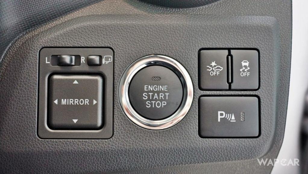 2019 Perodua Axia AV 1.0 AT Interior 054