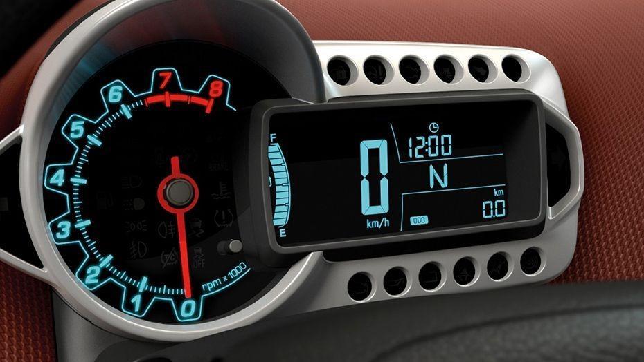 Chevrolet Sonic Sedan (2016) Interior 007