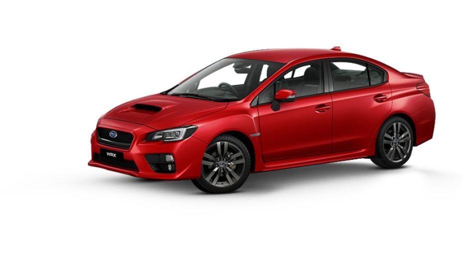 Subaru WRX (2017) Others 006