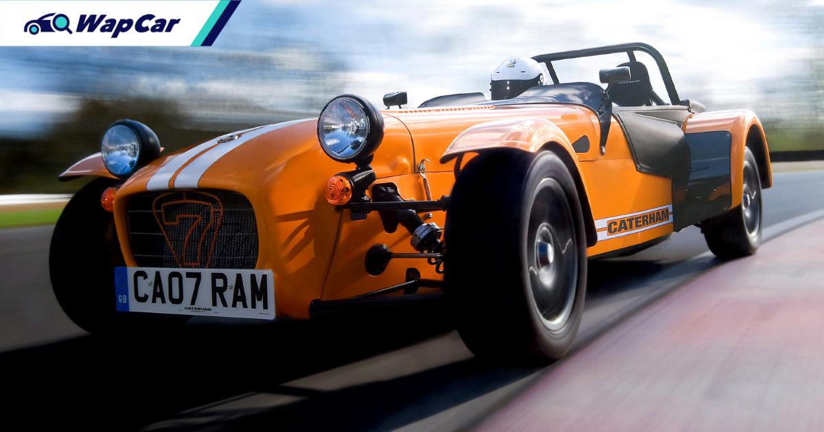Tony Fernandes sells Caterham Cars to VT Holdings in Japan 01