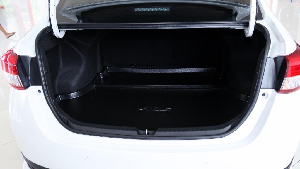 2019 Toyota Vios 1.5G Interior 032
