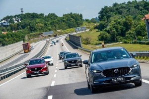 Mazda service centers switches to Petronas Syntium engine oil