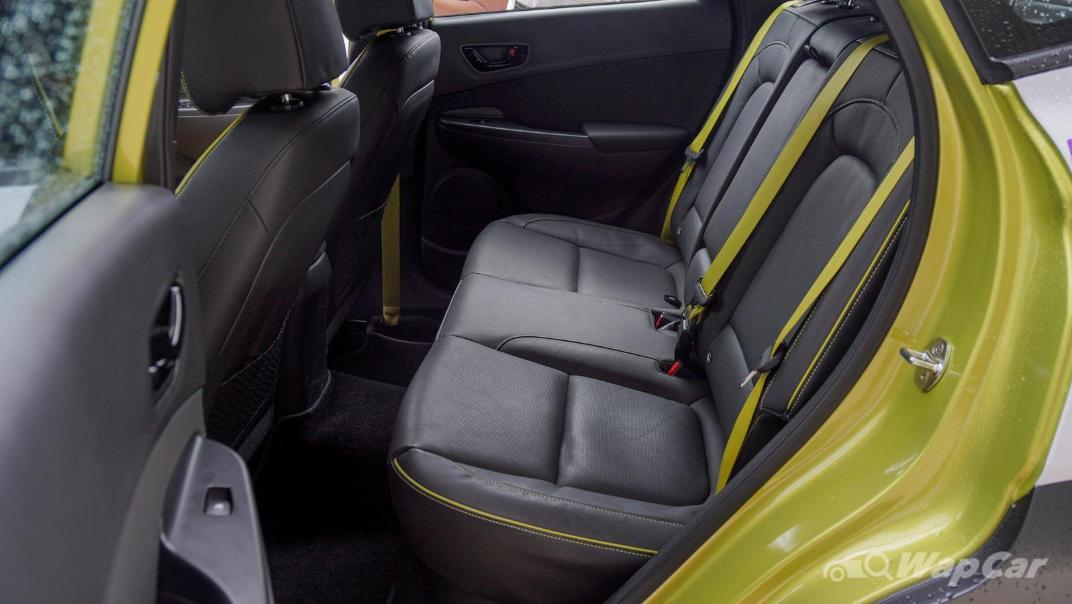 2020 Hyundai Kona 1.6 T-GDi High Interior 022