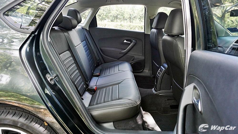 2018 Volkswagen Vento 1.2TSI Highline Interior 026