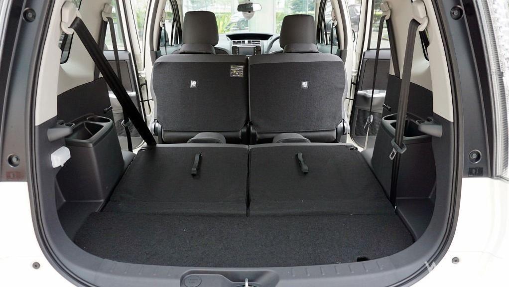 2018 Perodua Alza 1.5 AV AT Interior 051