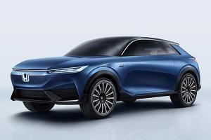 Could the Honda SUV e:concept be the electric successor to the original HR-V?
