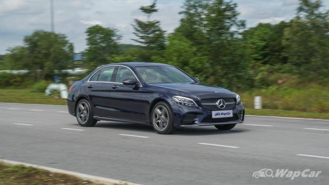 2020 Mercedes-Benz C-Class C 200 AMG Line Exterior 044