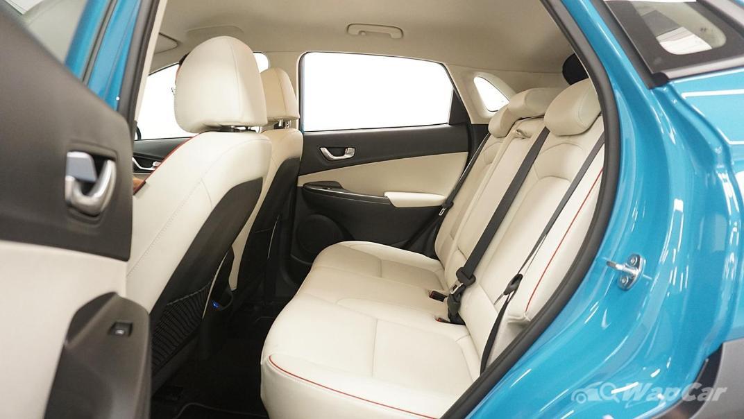 2021 Hyundai Kona 2.0 Active Interior 036