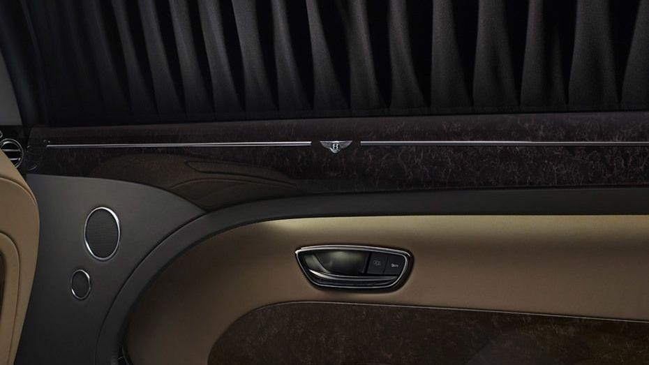 Bentley Mulsanne (2017) Interior 014