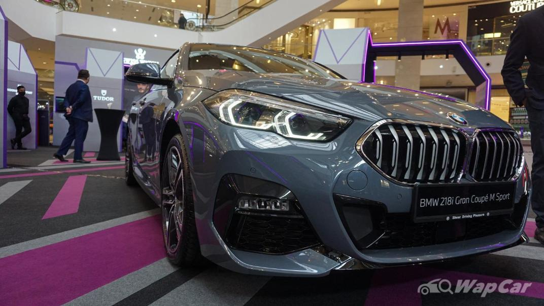 2020 BMW 2 Series 218i Gran Coupe Exterior 028