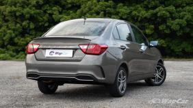 2019 Proton Saga 1.3L  Premium AT Exterior 005