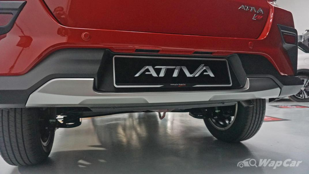 2021 Perodua Ativa 1.0L Turbo AV Exterior 022