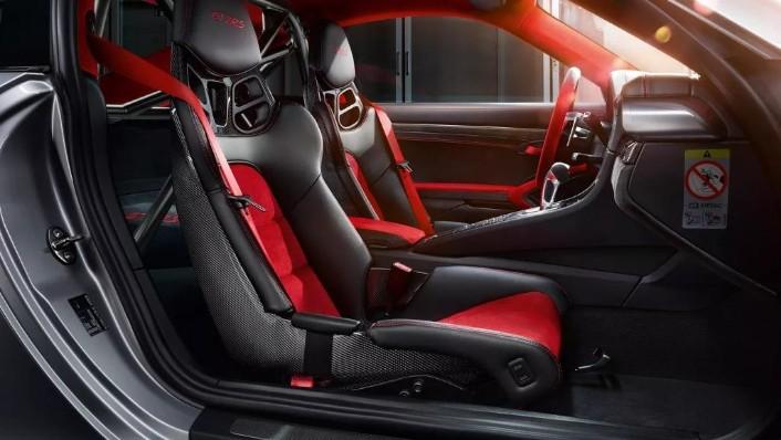 2019 Porsche 911 GT2 RS Interior 003