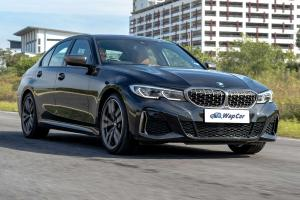 Video: BMW M340i Review in Malaysia, 6-cylinder perfection for RM 402K