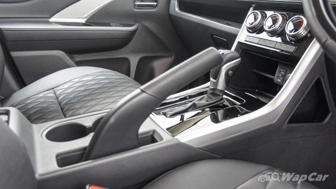 2020 Mitsubishi Xpander 1.5 L Interior 027
