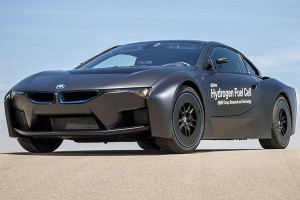"Elon Musk calls hydrogen cars ""mind-boggingly stupid"", but BMW still believes in them"