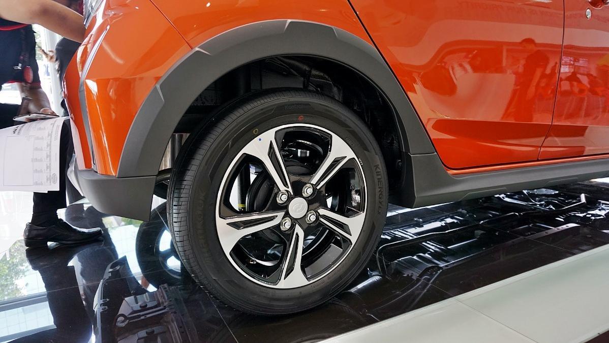2019 Perodua Axia Style 1.0 AT Exterior 064