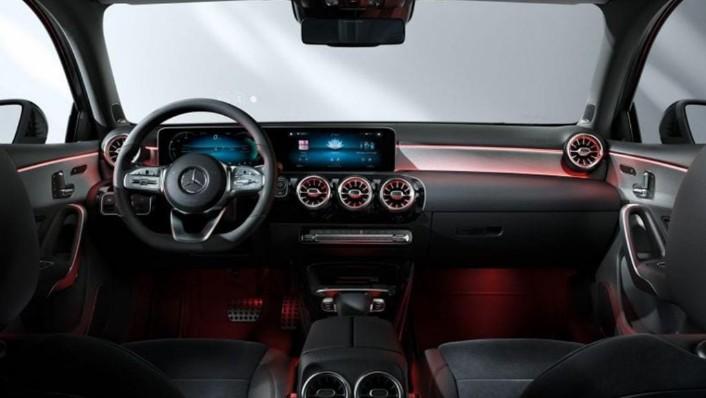 2019 Mercedes-Benz A200 Sedan Progressive Line Interior 001