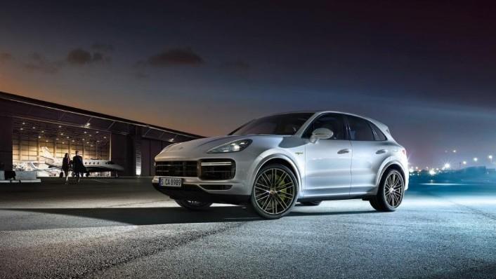 Porsche Cayenne (2019) Exterior 003