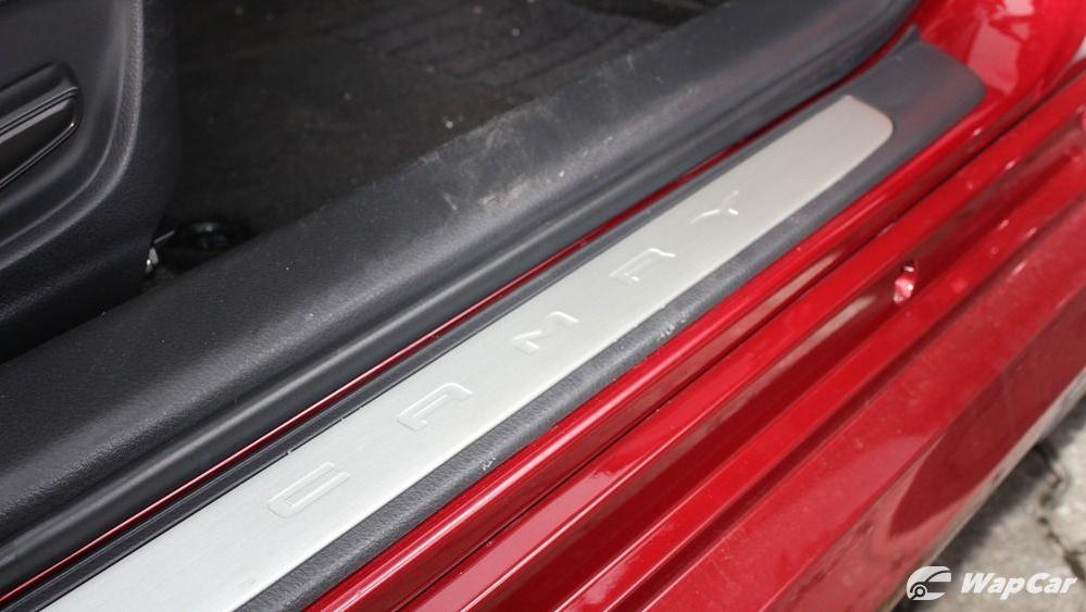 2019 Toyota Camry 2.5V Exterior 052