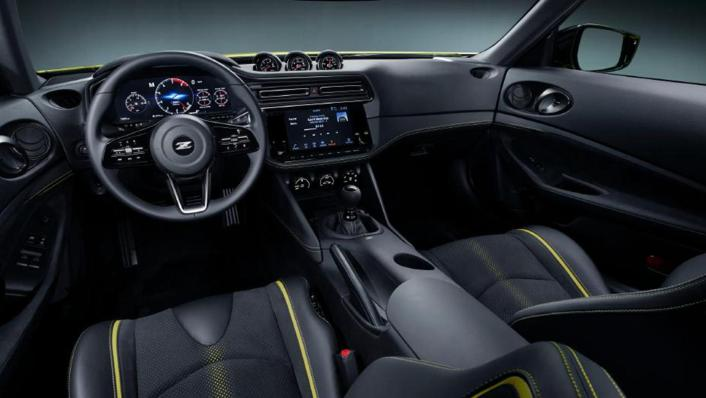 2020 Nissan Z Proto International Version Interior 001