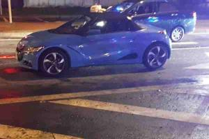 KK JDM fans, a Honda S660 owner lost 7 teeth after assault by Alza driver