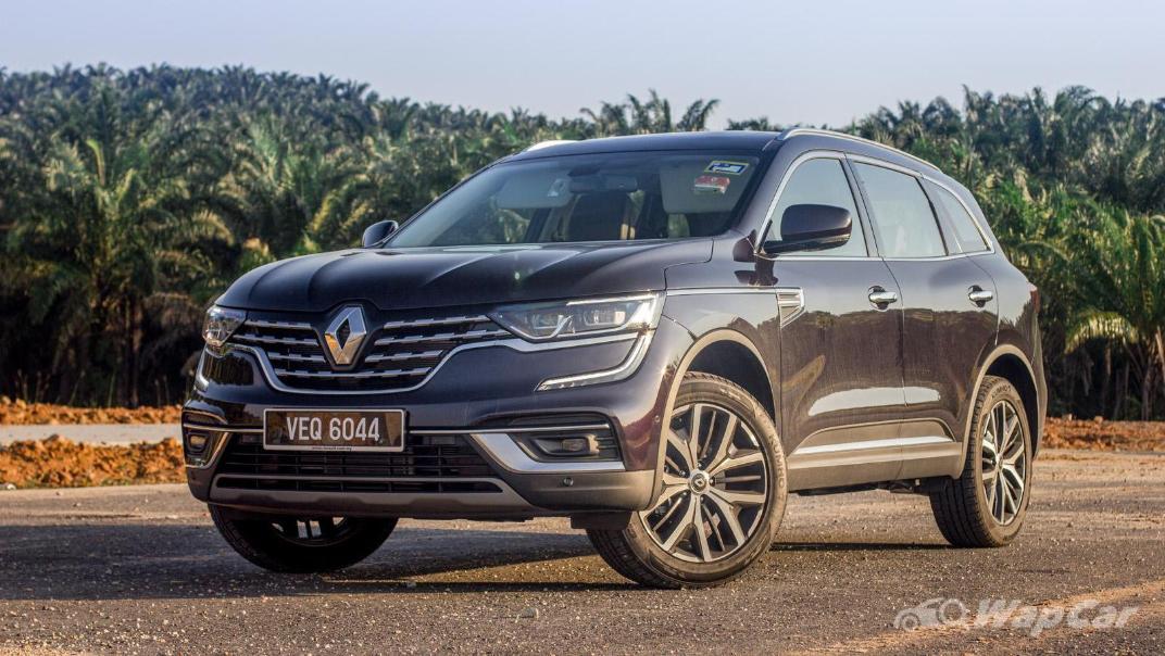 2020 Renault Koleos Signature Exterior 013
