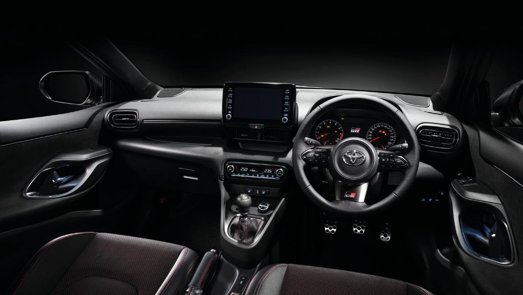 2021 Toyota GR Yaris Interior 040