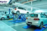 VW Group buka hab pengedaran alat ganti serantau di Johor