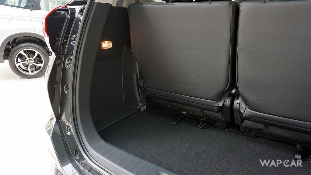 Perodua Aruz (2019) Interior 044