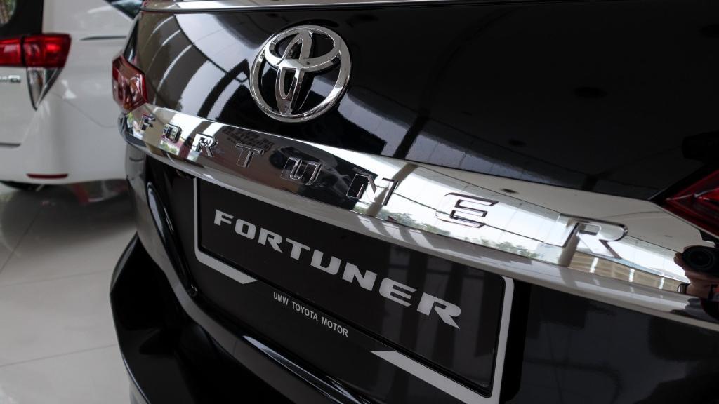 2018 Toyota Fortuner 2.7 SRZ AT 4x4 Exterior 017