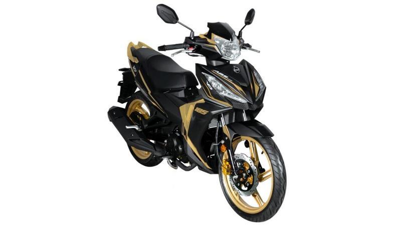 2020 SYM VF3i Pro generasi ke 3 dilancarkan. Moped 185 cc, harga cuma RM 9,338! 02