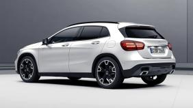 Mercedes-Benz GLA (2018) Exterior 010