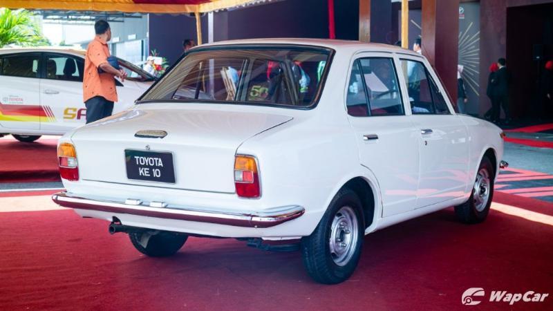 Toyota Malaysia restores the iconic KE10 Corolla 02