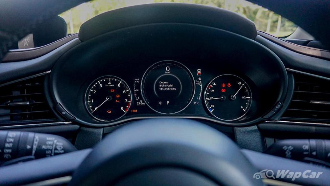 2020 Mazda CX-30 SKYACTIV-G 2.0 High Interior 013