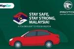 Proton's special Hari Raya message to everyone who aren't able to balik kampung