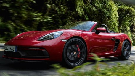 2019 Porsche 718 Boxster GTS Price, Specs, Reviews, Gallery In Malaysia | WapCar