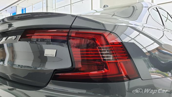2021 Volvo S90 Recharge T8 Inscription Plus Exterior 008