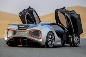 Lotus Evija makes 0-300 km/h in just 9 seconds, fastest accelerating car ever?