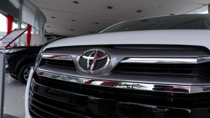 2018 Toyota Innova 2.0G (A) Exterior 007