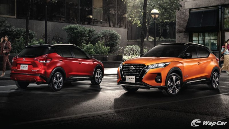 2020 Nissan Kicks e-Power Launched in Thailand