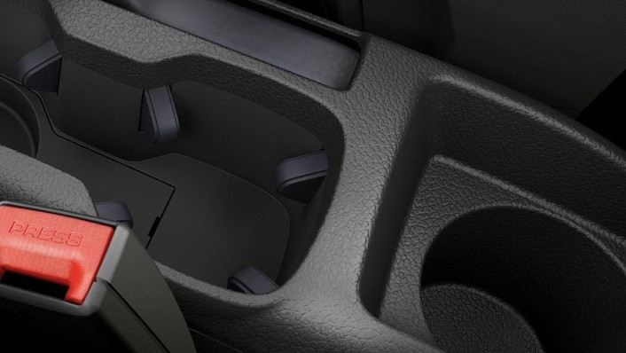 Chevrolet Sonic Sedan (2016) Interior 010