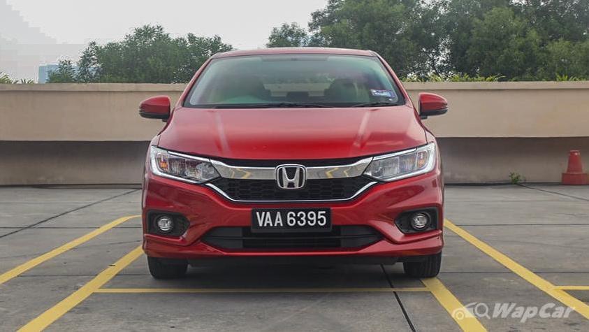 2018 Honda City 1.5 V Exterior 002