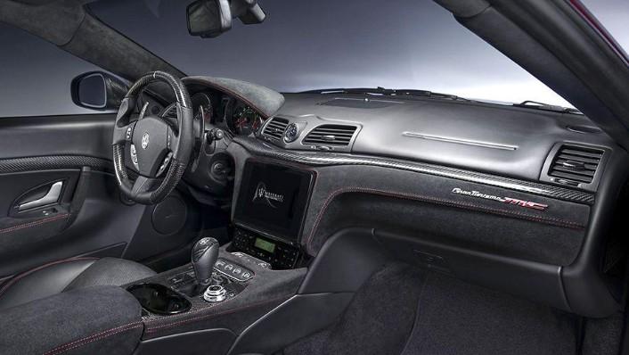 2018 Maserati GranTurismo GranTurismo MC Interior 001